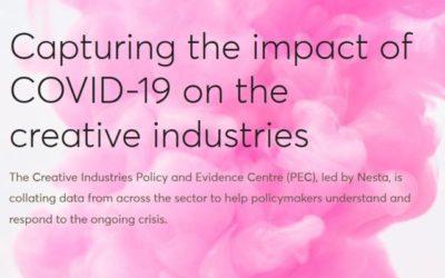 Covid-19: Effekte auf die Kreativwirtschaft