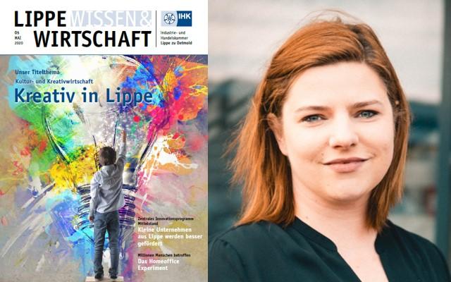 Region mit Potenzial: Erfolgsfaktor Kreativität in Lippe