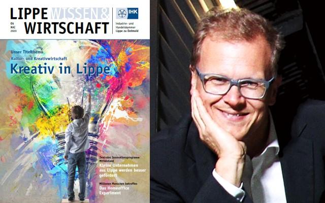 Kreativköpfe im Portrait: Jens-Henning Gläsker