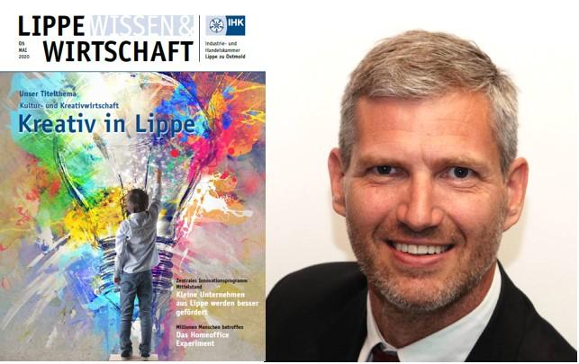 Kreativköpfe im Portrait: Thorsten Mesch