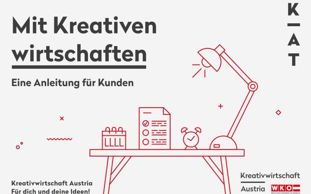 Mit Kreativen wirtschaften: Tipps aus Österreich